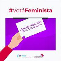 Campaña votá ferminista