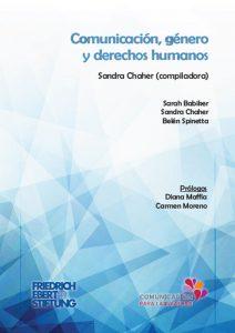 Comunicación, género y derechos humanos, el libro del diploma