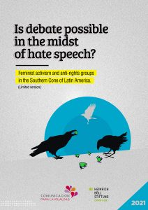 Is debate possible in the midst oh hate speech