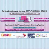 Seminario Latinoamericano de Comunicación y Género Beijin